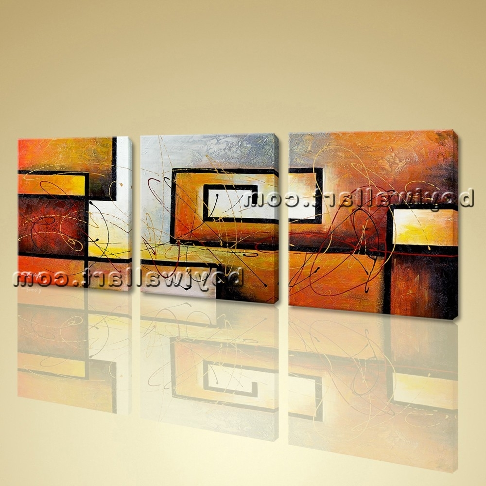 View Photos of Large Abstract Canvas Wall Art (Showing 8 of 15 Photos)