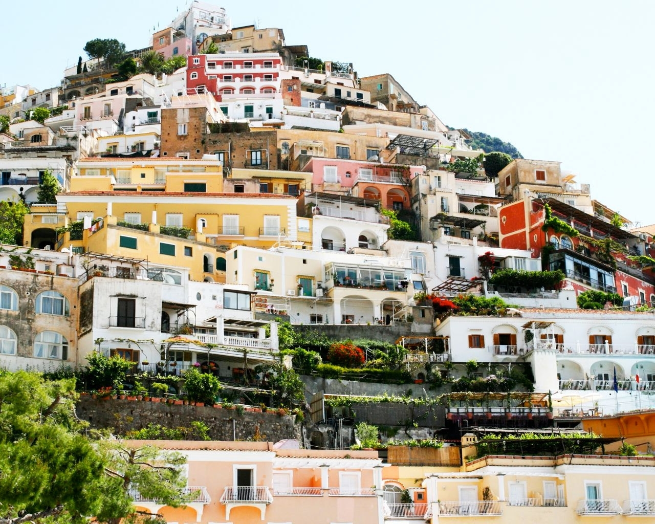 Featured Photo of Italian Coast Wall Art
