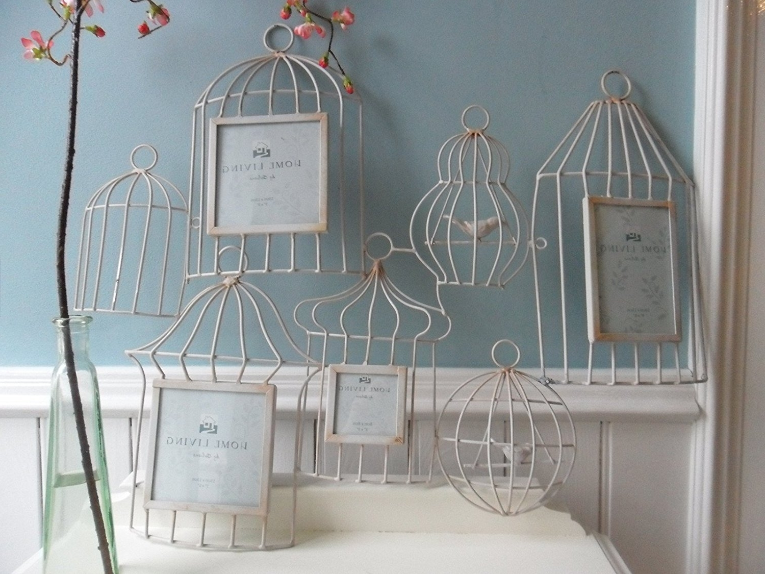 Displaying Gallery of Metal Birdcage Wall Art (View 4 of 15 Photos)