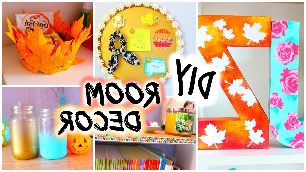2017 Diy: Room Decor For Fall (View 11 of 15)