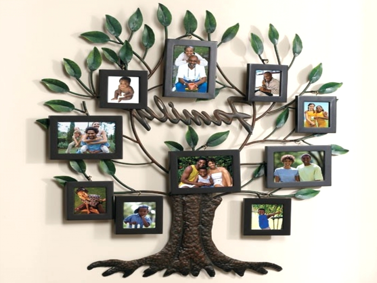 2017 Family Tree Wall Art Picture Frame Wall Art Marvelous Family With Regard To Personalized Family Wall Art (View 1 of 15)