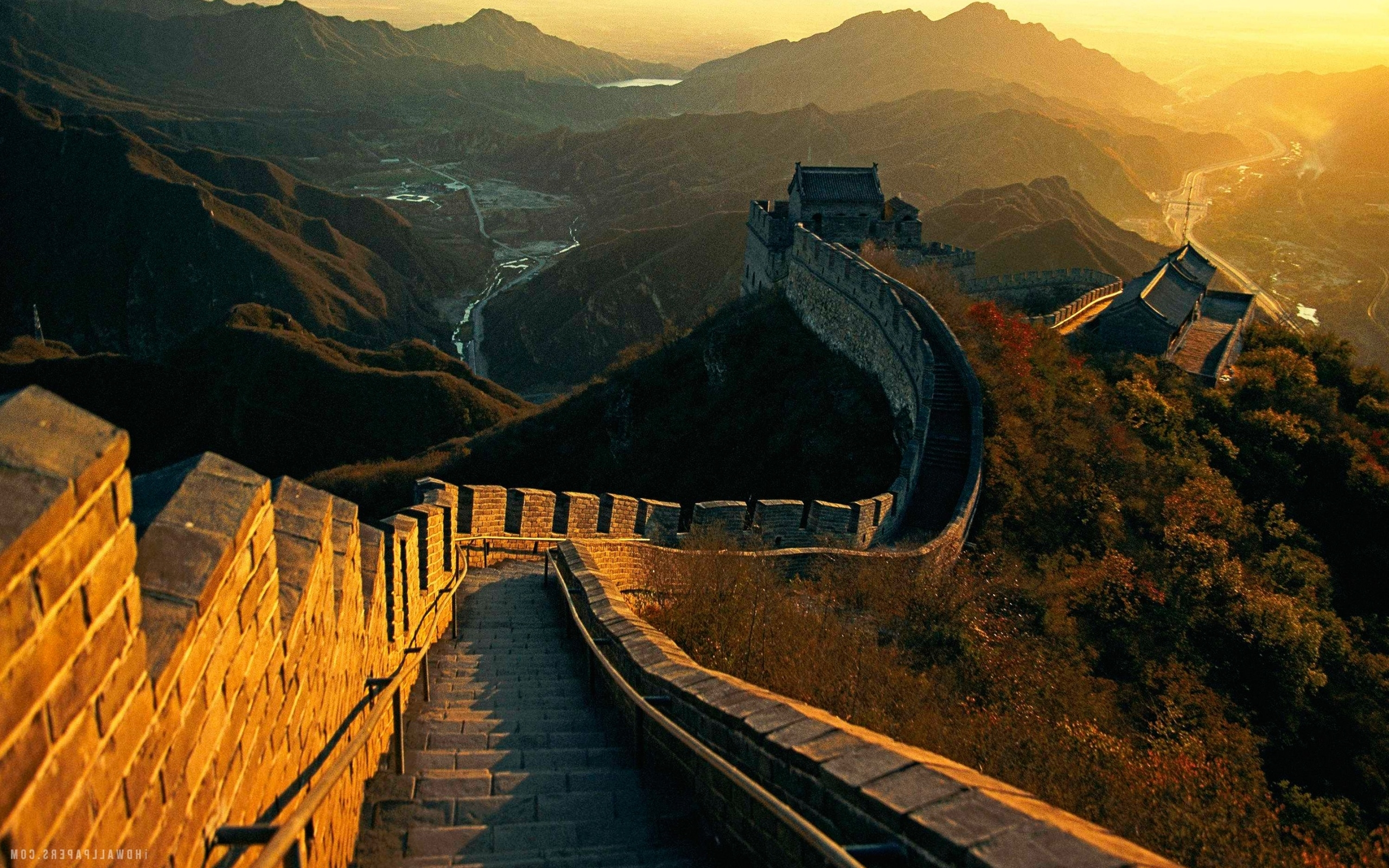 2017 Great Wall Of China Wallpapers, Top Rated High Hd Quality Great With Regard To Great Wall Of China 3D Wall Art (View 1 of 15)