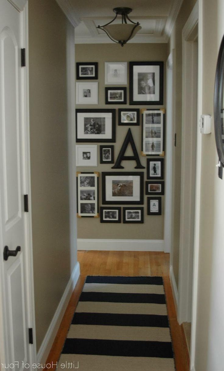 2017 Hallway Wall Ideas – Design Decoration Inside Wall Art Ideas For Hallways (View 2 of 15)
