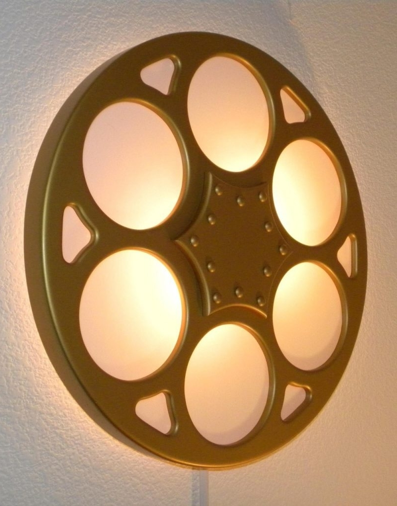 Displaying Photos of Movie Reel Wall Art (View 8 of 15 Photos)