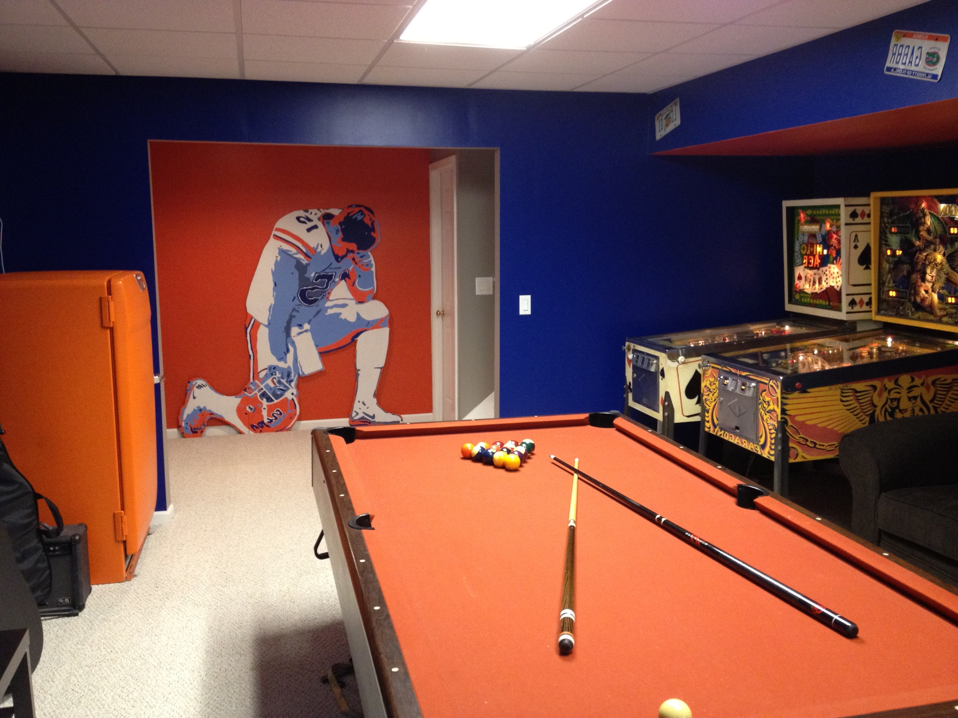 2017 My Man Cave, The Swamp, The Gator Den (View 7 of 15)