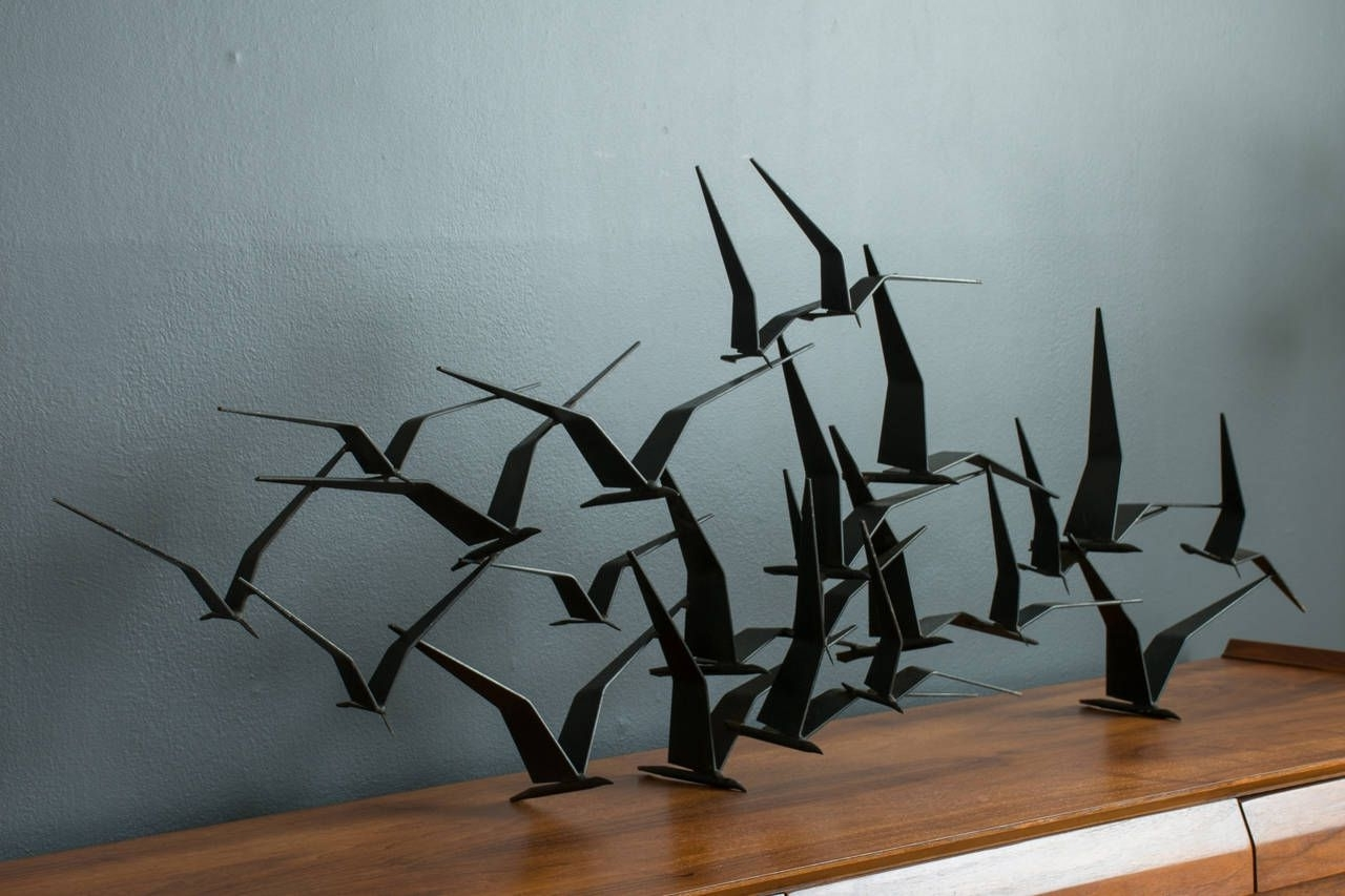 2017 Nice Metal Bird Wall Ideas – Best House Designs Photos For Metal Flying Birds Wall Art (View 1 of 15)