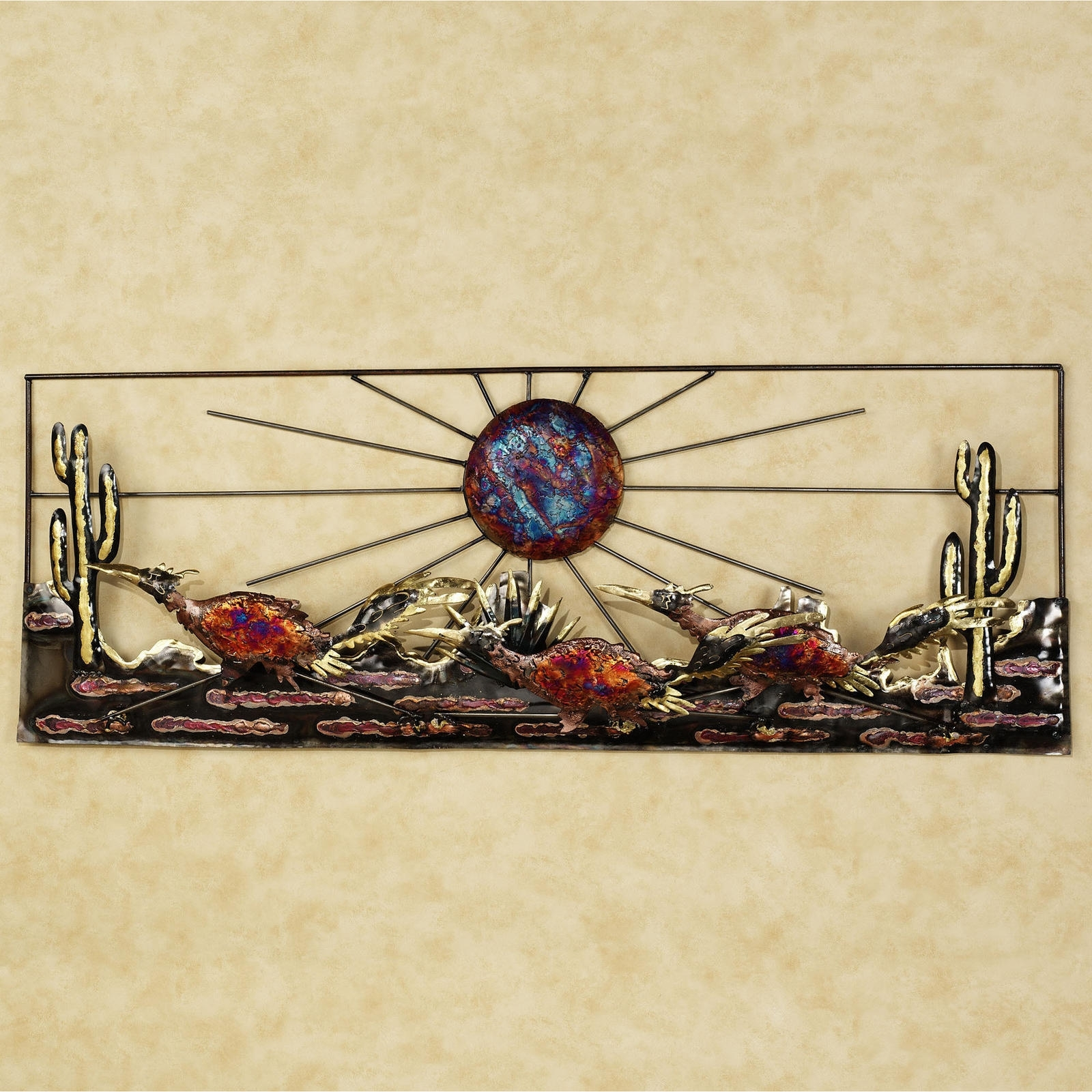 15 Collection of Southwest Metal Wall Art