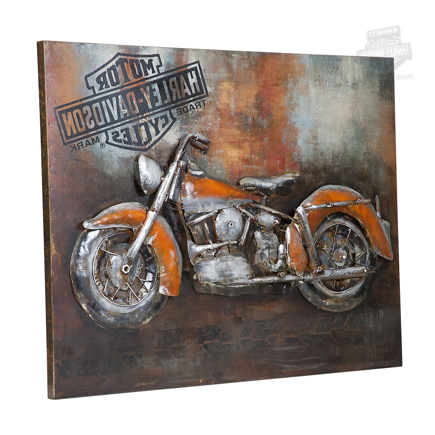 2017 Wall Art Designs: Harley Davidson Wall Art Harley Davidson Limited Throughout Limited Edition Wall Art (View 1 of 15)