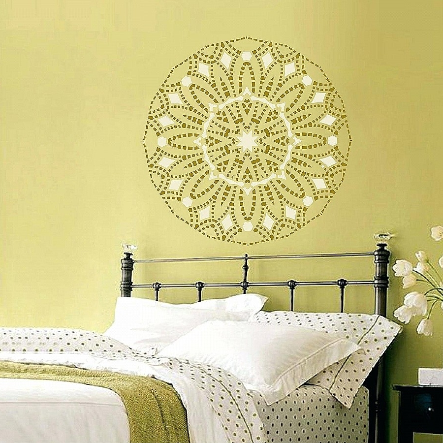 Cute Wall Art Stencil Pictures Inspiration - The Wall Art ...