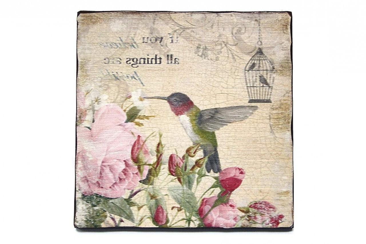 2018 Hummingbird Metal Wall Art Inside Wall Art Design Ideas: Quotes Hummingbird Wall Art Square Edit (View 11 of 15)