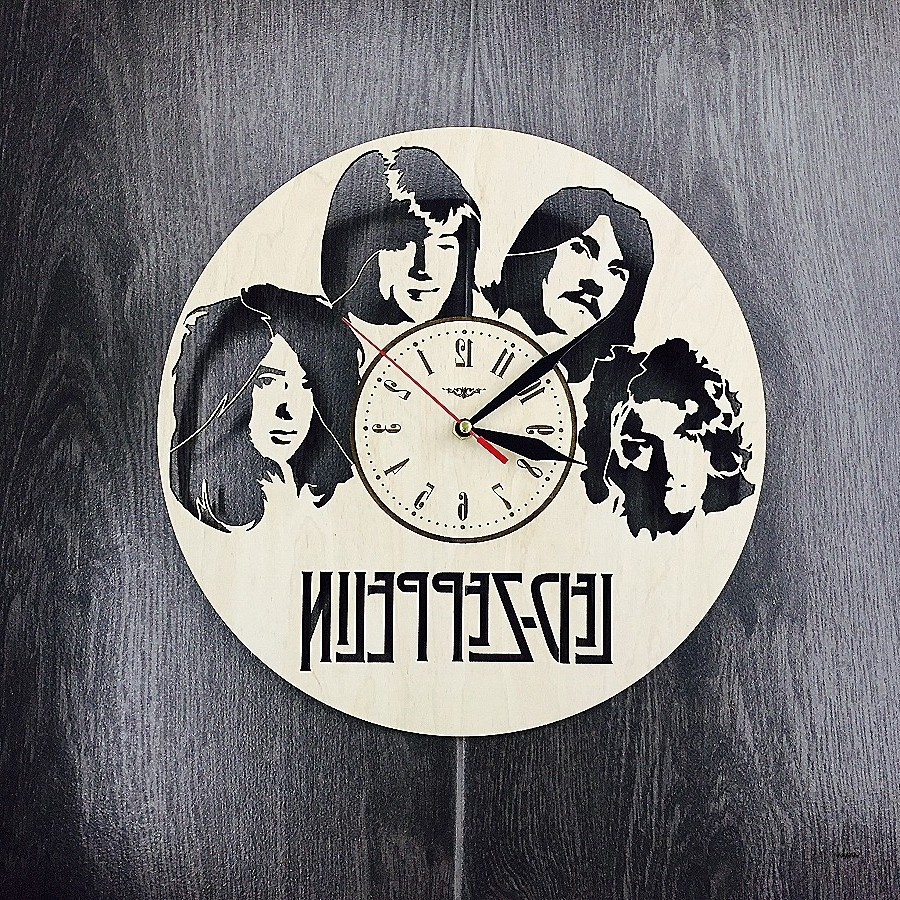 2018 Led Zeppelin 3D Wall Art Intended For Led Zeppelin Wall Art Fresh Unique Diy Industrial Wall Art 20 In (View 3 of 15)