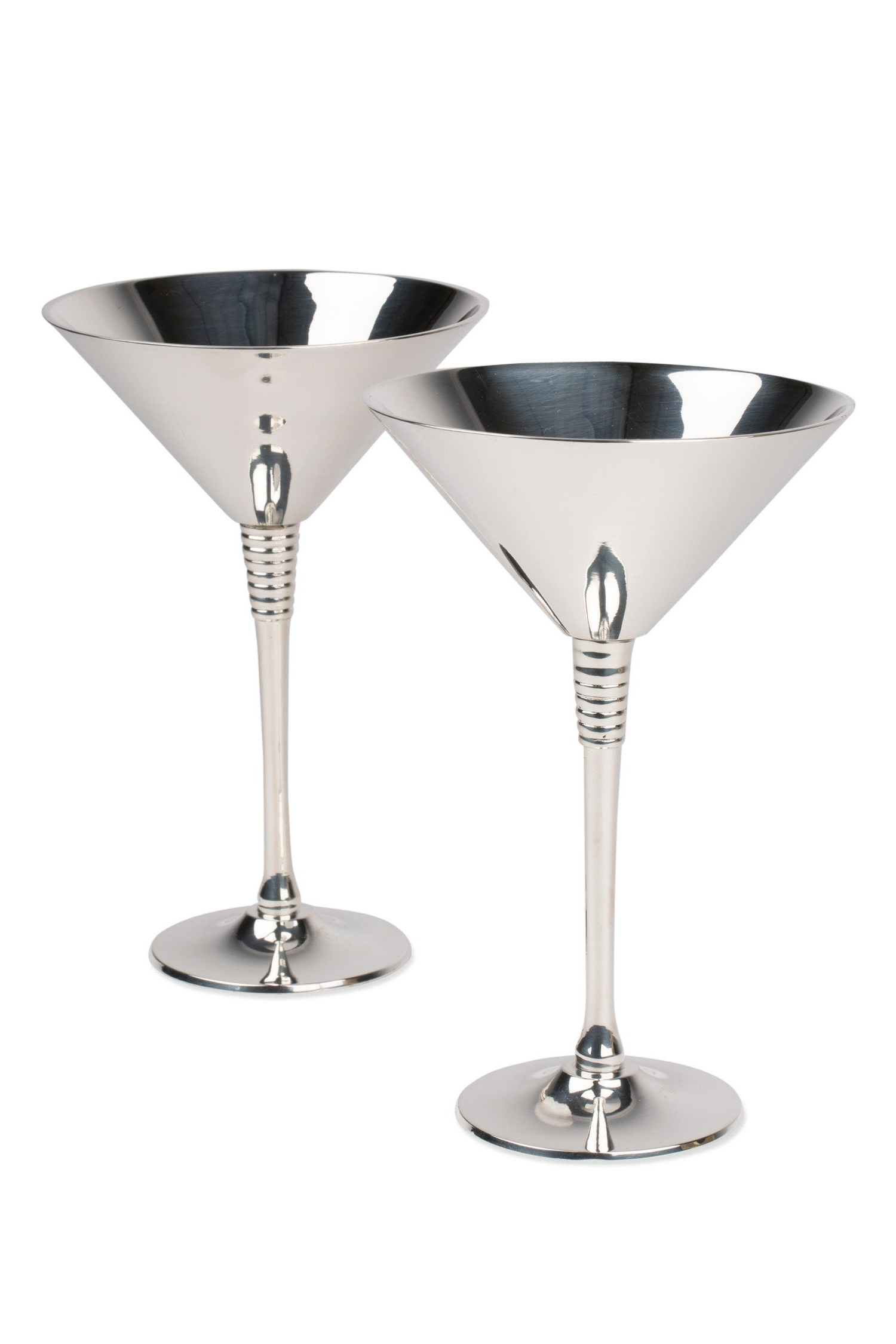 2018 Martini Glass Wall Art Throughout Chic Cocktail Glass Set (View 2 of 15)