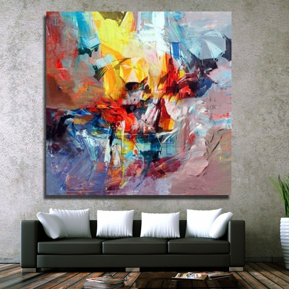 2018 Modern Wall Art For Sale Pertaining To Living Room : Paintings For Sale Cheap Canvas Wall Art Wall Art (View 1 of 15)