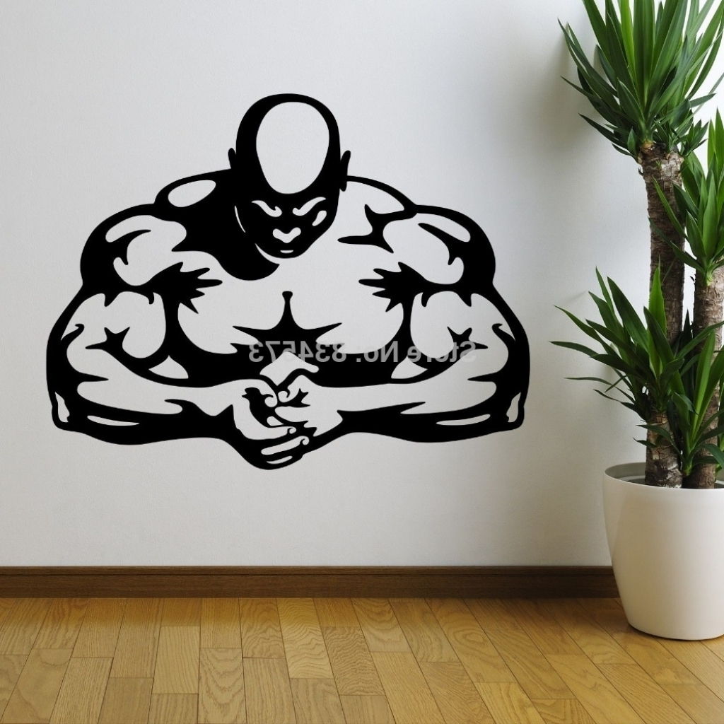 2018 Online Get Cheap American Home Fitness Aliexpress Alibaba Group Within Wall Art For Home Gym (View 3 of 15)