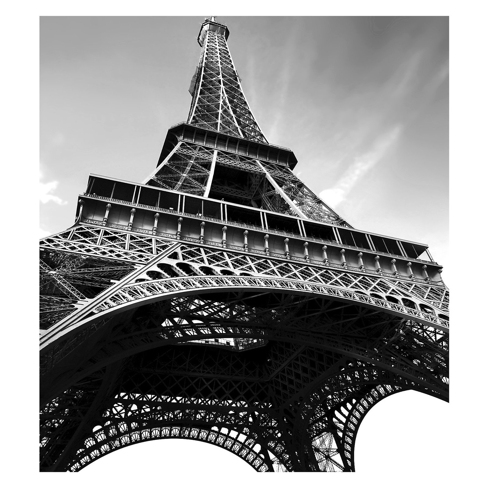 2018 Parisian Wall Art For Paris Photographic Wall Panel Decals – Walmart (View 1 of 15)