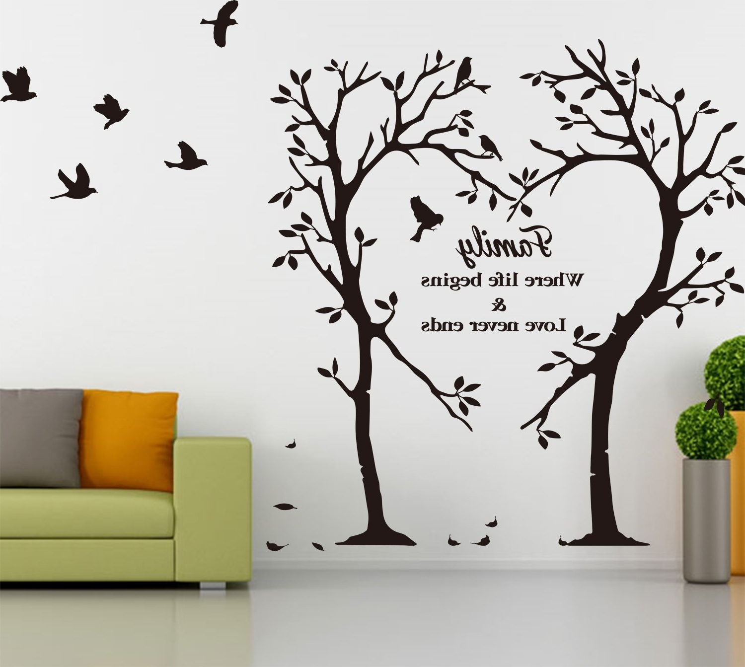 2018 South Africa Wall Art 3D Regarding Beautiful Design Ideas Wall Art Stickers Uk Quotes Next Ebay For (View 1 of 15)