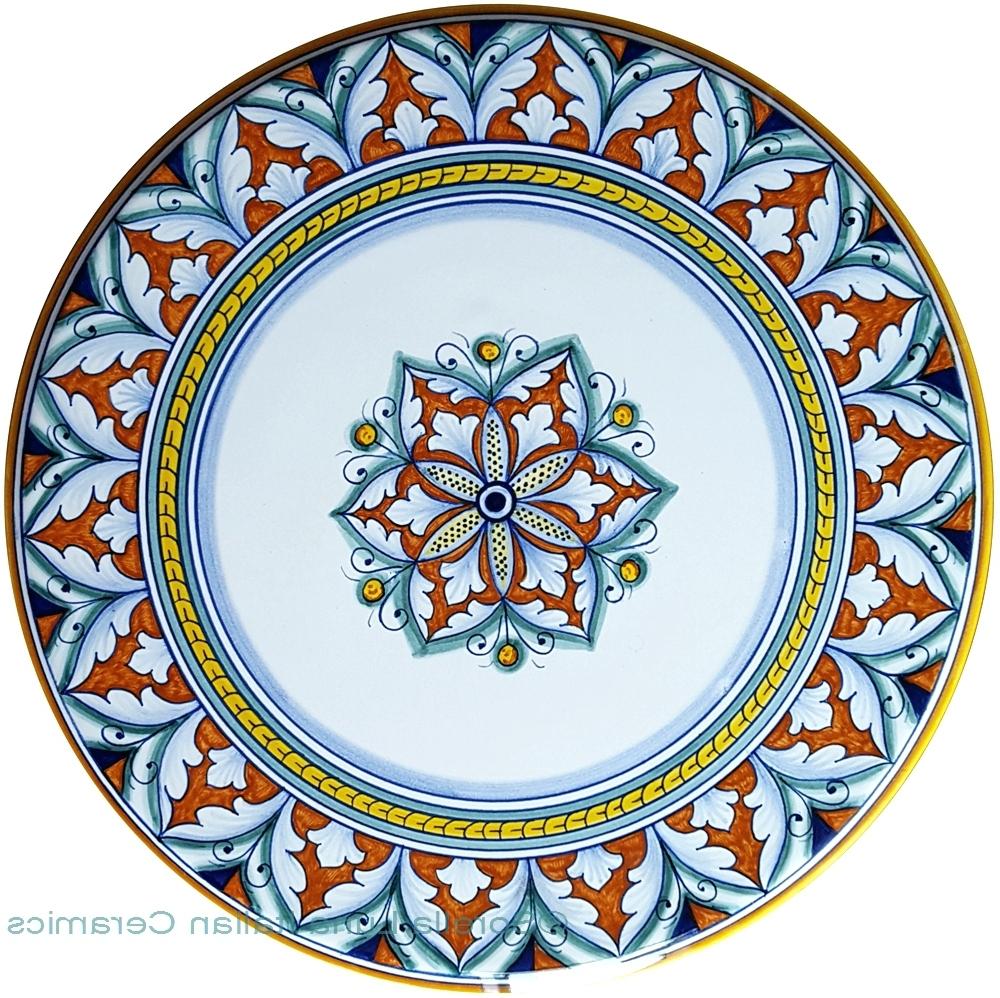 Featured Photo of Italian Ceramic Outdoor Wall Art