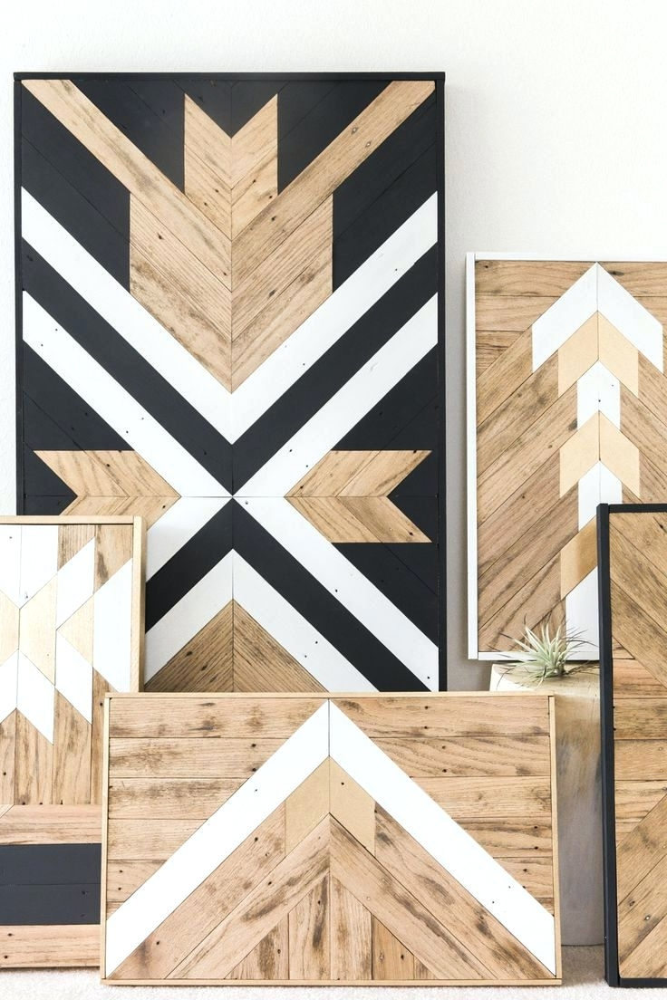 2018 Wall Arts ~ Mesmerizing White Wood Panel Wall Decor Reclaimed Wood In Wood Wall Art Panels (View 15 of 15)