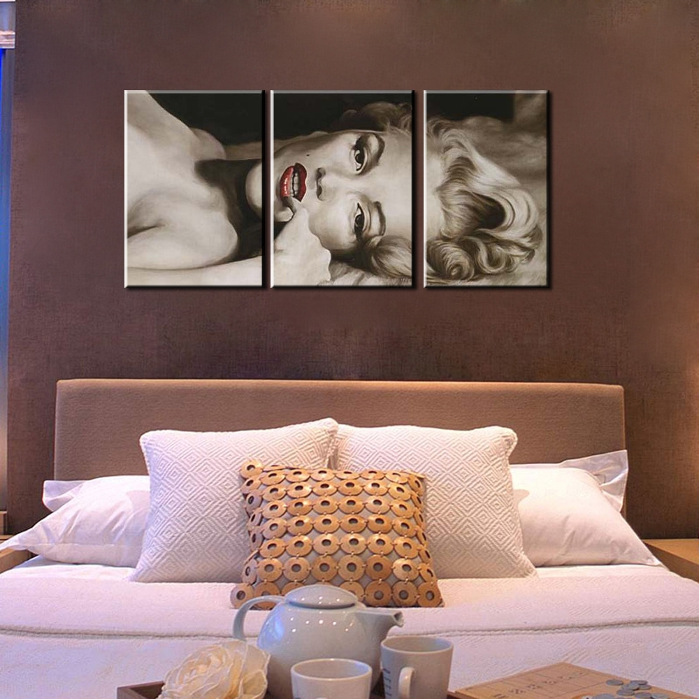 3 Piece Abstract Wall Art Throughout Well Known Uncategorized : Abstract Canvas Wall Art Excellent In Elegant  (View 8 of 15)