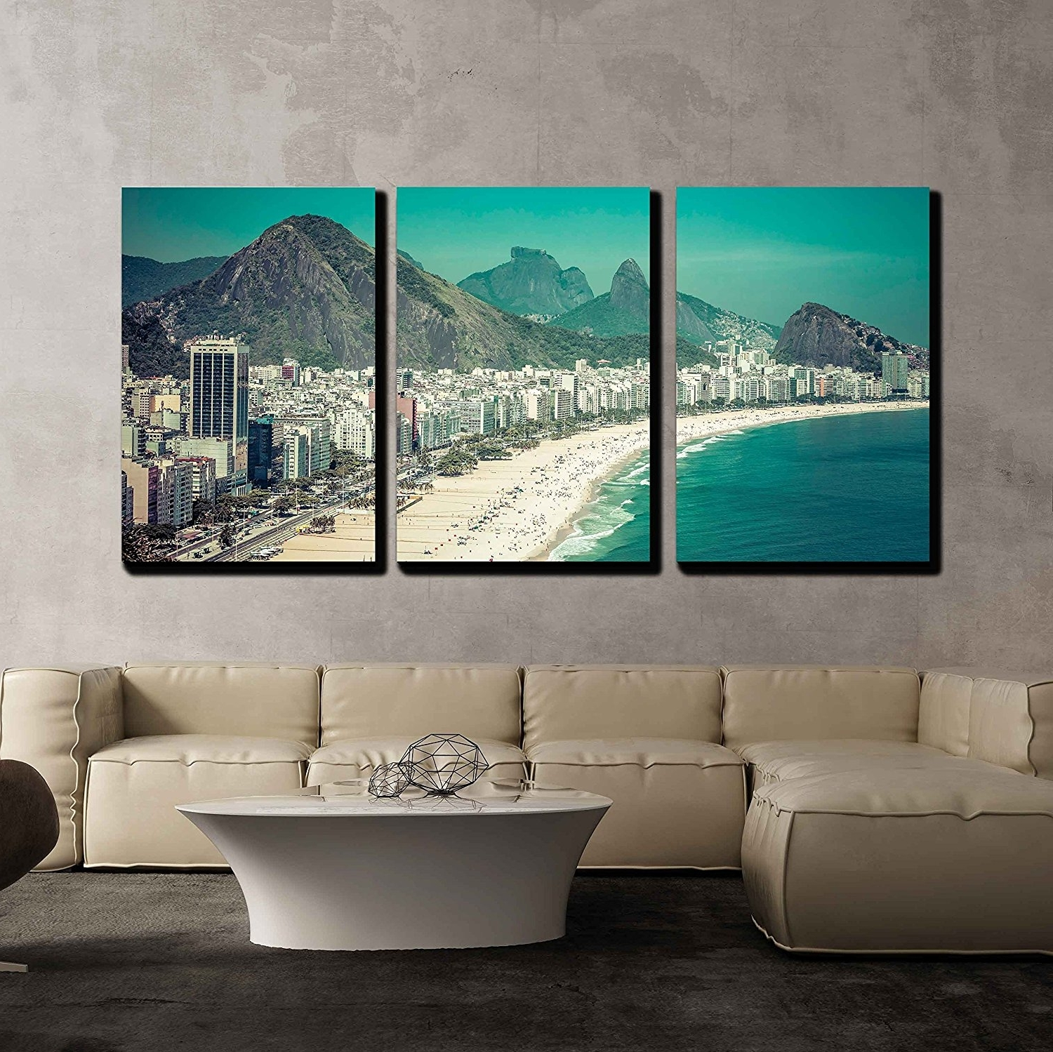 3 Piece Beach Wall Art Regarding Recent Wall26 – Art Prints – Framed Art – Canvas Prints – Greeting (Gallery 9 of 15)
