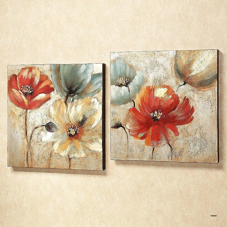3 Piece Floral Wall Art New 20 Collection Of 3 Piece Floral Wall Regarding Most Up To Date 3 Piece Floral Wall Art (View 2 of 15)