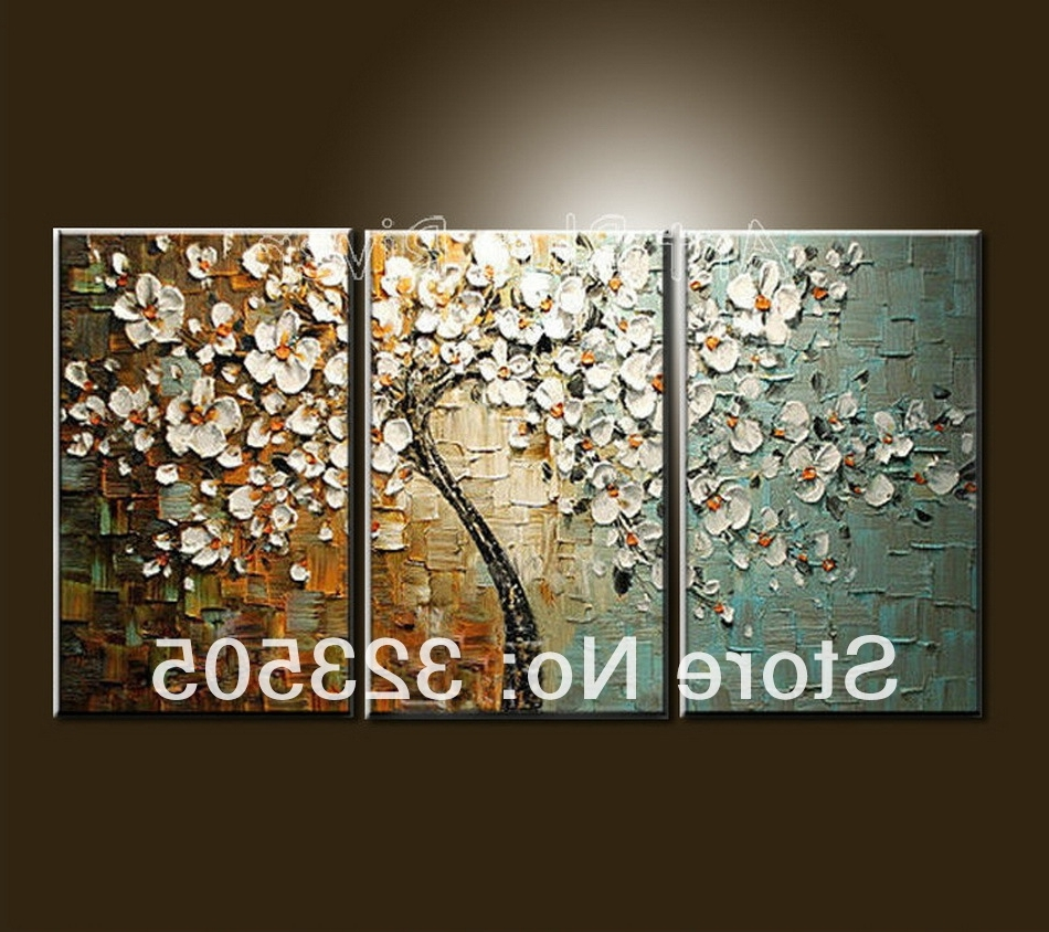 3 Piece Wall Art Sets For Most Recently Released Wall Art Designs: Canvas Wall Art Sets 3 Piece Canvas Wall Art (Gallery 1 of 15)