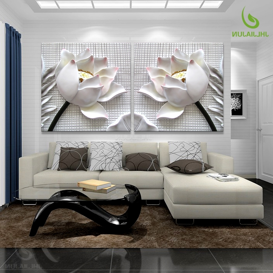 3D Optical Illusion Wall Art Made Using One Sheet Of With Illusion Wall Art (Gallery 7 of 15)