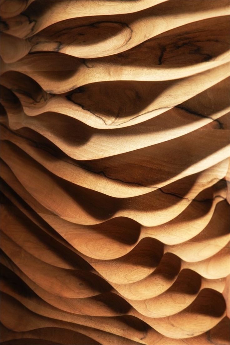 3D Textured Wall Throughout 2018 Wood 3D Wall Art (Gallery 11 of 15)