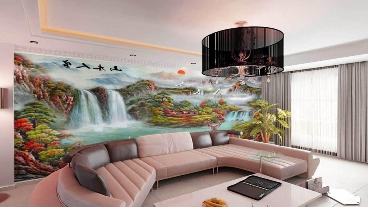 3D Wall Art Design Within Most Up To Date 3D Wall Art For Living Room (View 2 of 15)