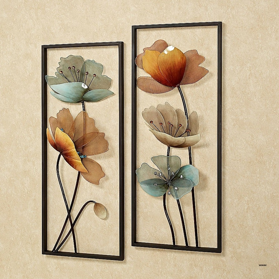 3D Wall Art Walmart In Well Known Wrought Iron Art For The Wall Beautiful Metal Wall Art Walmart (Gallery 15 of 15)