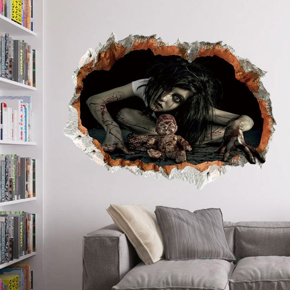 3D Wall Art Wholesale In Latest 3D Wall Stickers Cheap Online Sale At Wholesale Prices (View 3 of 15)