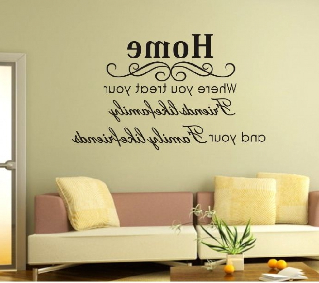 Contemporary Writing On Walls Decor Photos - The Wall Art ...