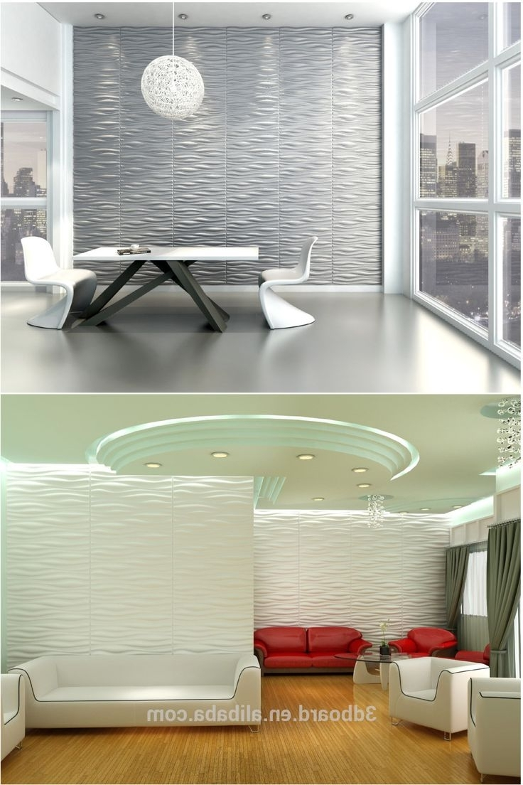 3D Wall Panels, 3D (Gallery 9 of 15)