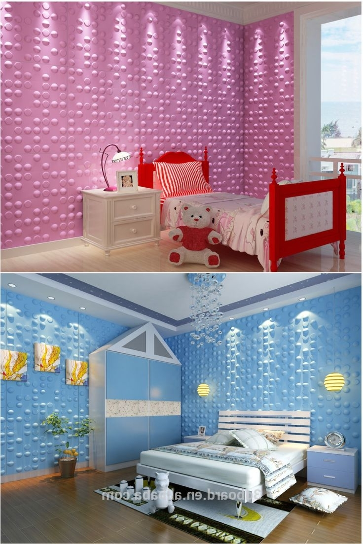3d Wall Panels, 3d (Gallery 7 of 15)