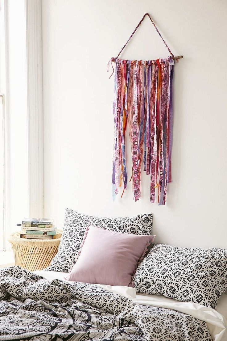 40 Inspiring Design Ideas Bohemian Wall Decor (View 1 of 15)