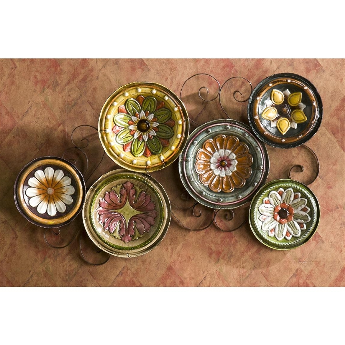 40 Lovely Ideas Decorative Wall Plates (View 2 of 15)