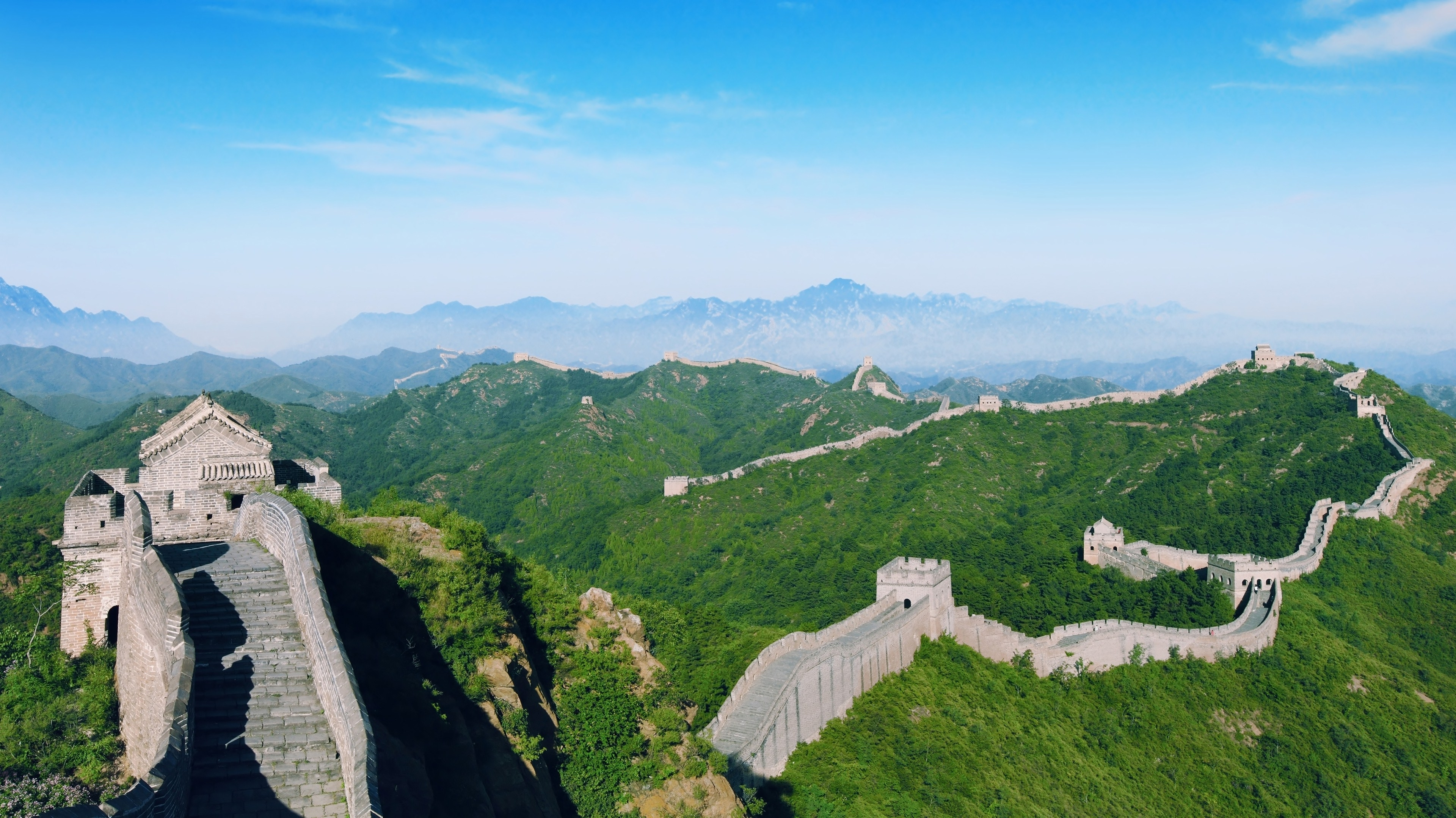 56 Great Wall Of China Hd Wallpapers (View 3 of 15)