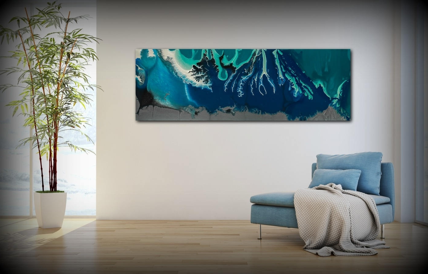 Abstract Canvas Wall Art Abstract Art Print Abstract Canvas Art Intended For Most Recently Released Large Abstract Canvas Wall Art (View 3 of 15)