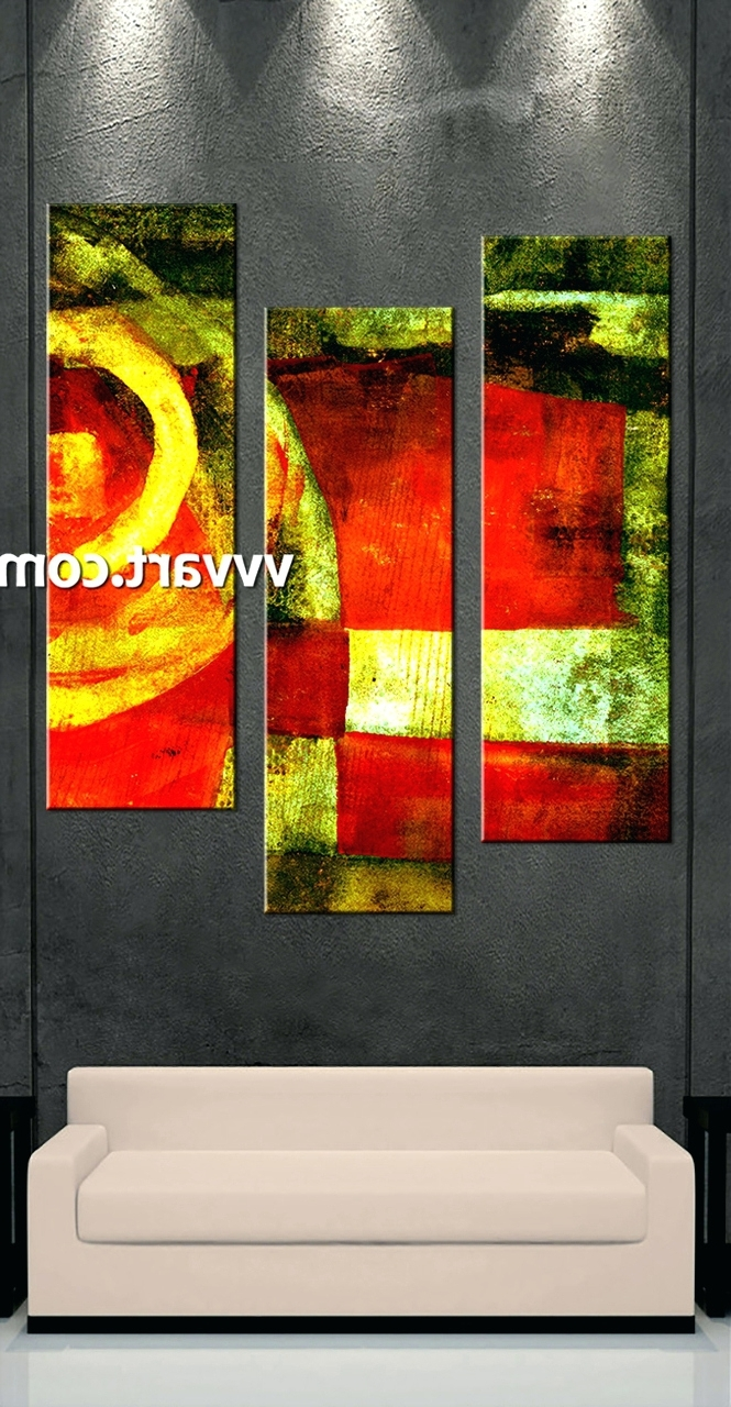 Abstract Canvas Wall Art Australia Intended For Well Known Wall Arts ~ Abstract Canvas Art Canada Abstract Canvas Art (View 3 of 15)