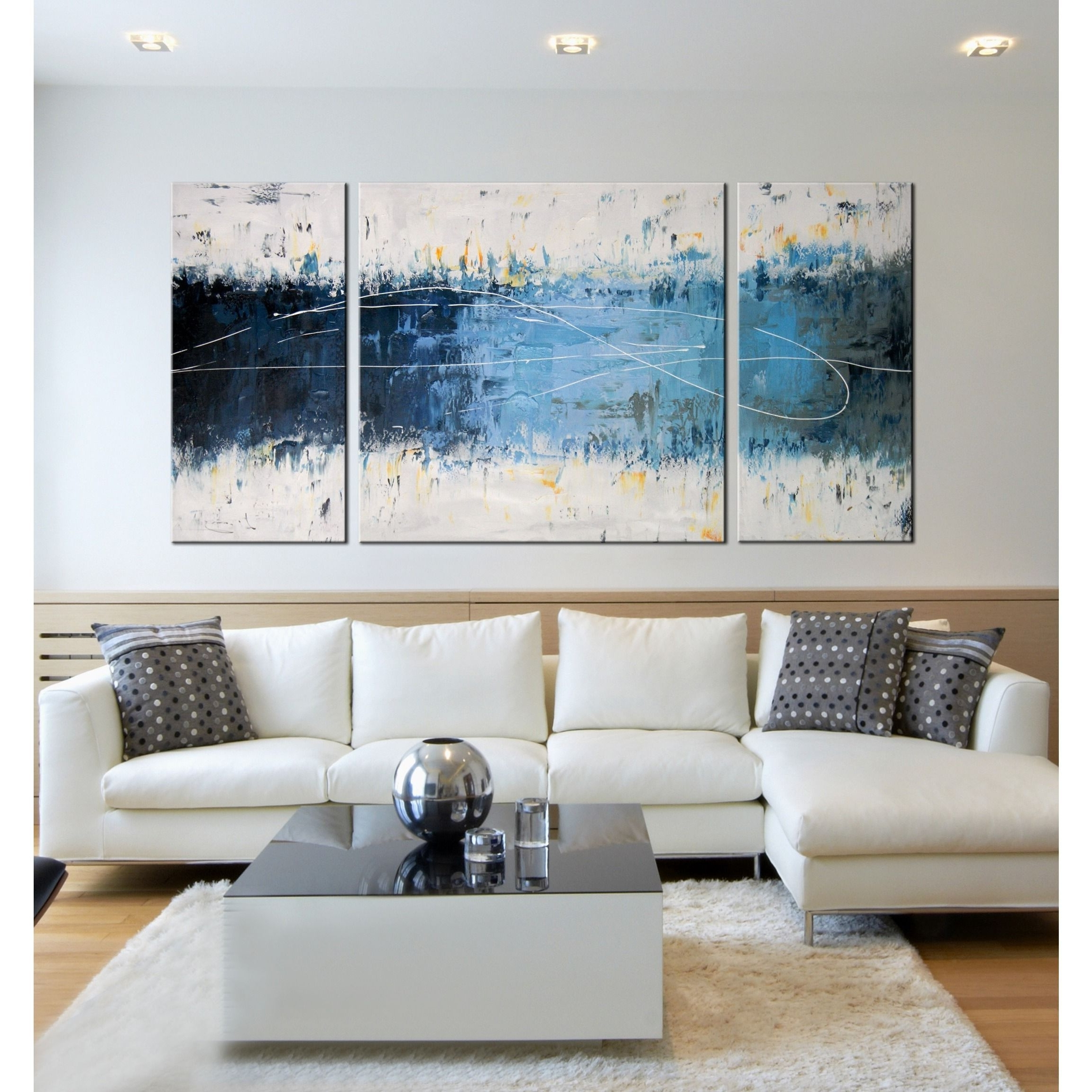Abstract Canvas Wall Art Iii With Regard To Best And Newest Li>artist: Unknown</li> <li>title: Wake Up</li> <li>product Type (View 10 of 15)