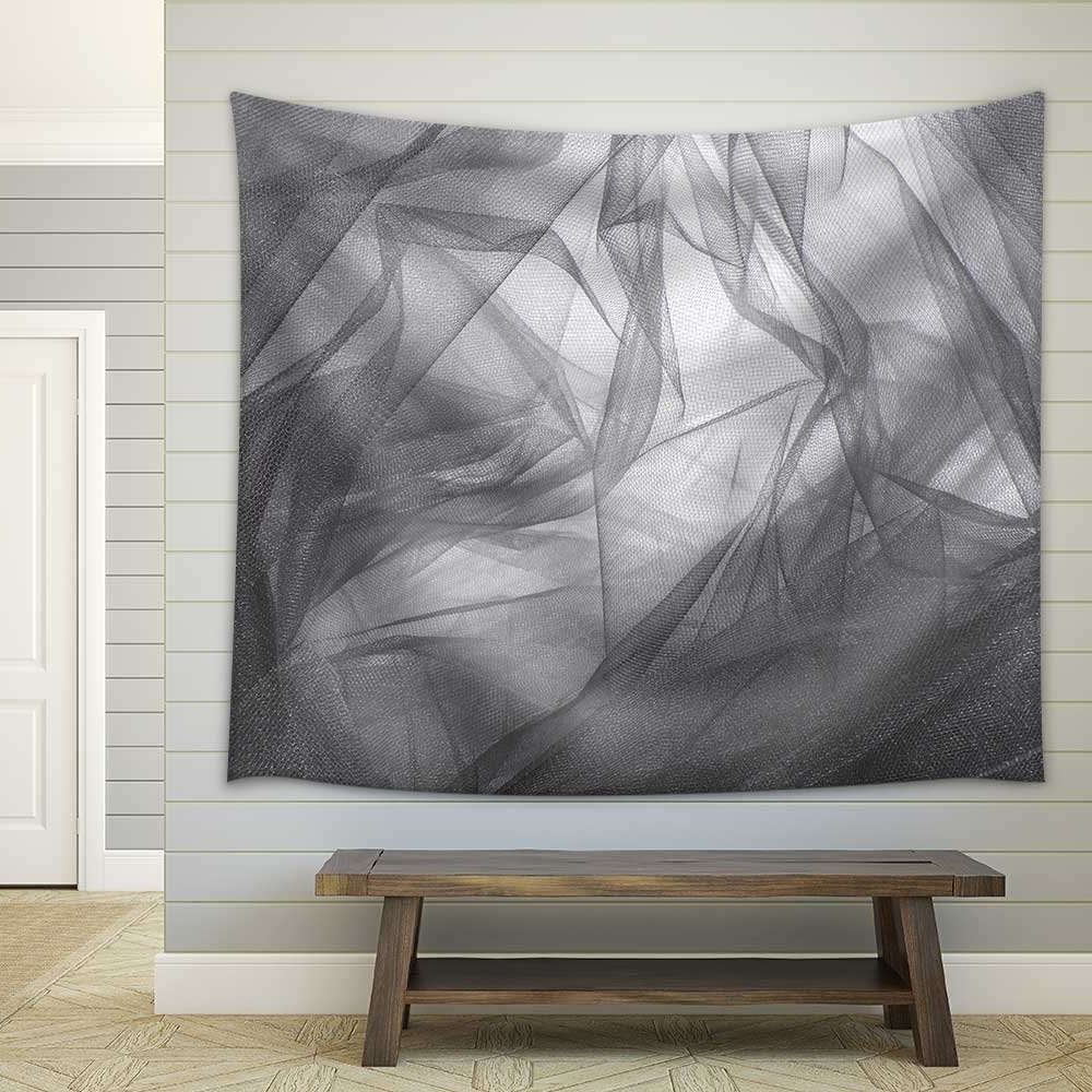 Abstract Fabric Wall Art Throughout Newest Wall26 – Art Prints – Framed Art – Canvas Prints – Greeting (View 5 of 15)