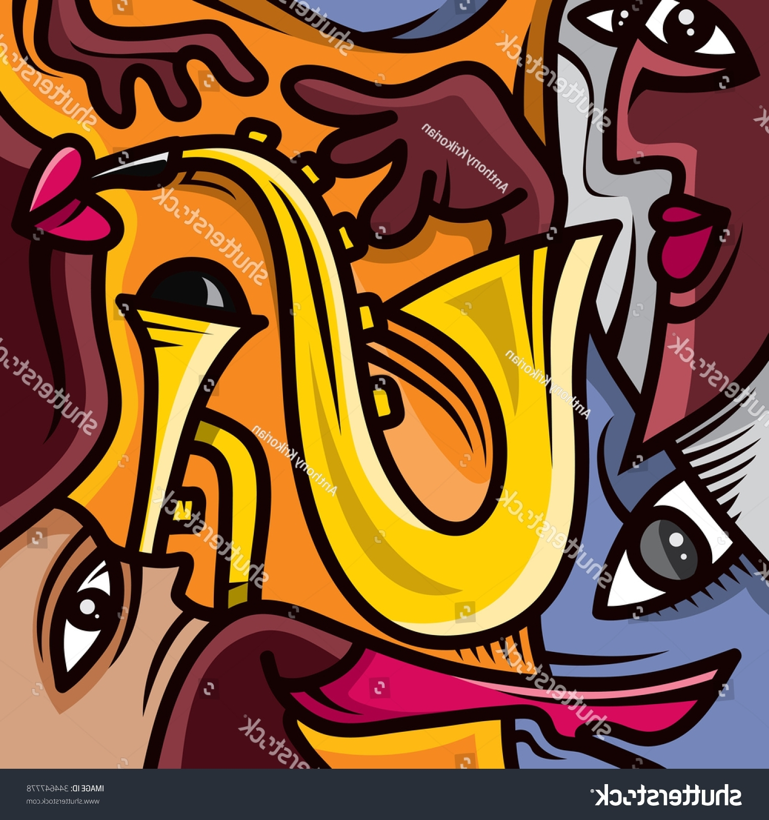 Fine Jazz Metal Wall Art Gallery - The Wall Art Decorations ...