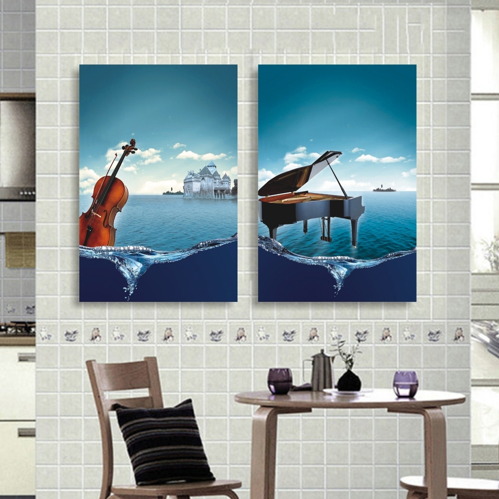 Abstract Piano Wall Art With Most Recently Released Online Get Cheap Decoration On Wall Piano Aliexpress (Gallery 9 of 15)