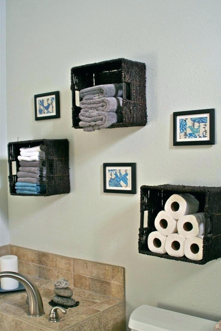 Abstract Wall Art For Bathroom Inside Latest Wall Arts ~ Best 10 Teal Wall Art Ideas On Pinterest Abstract (View 2 of 15)
