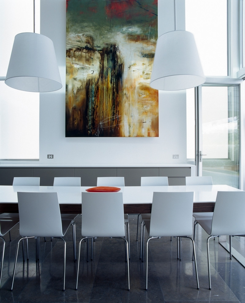 Abstract Wall Art For Dining Room Within Best And Newest Oversized Wall Art Living Room Traditional With Abstract Art (Gallery 4 of 15)