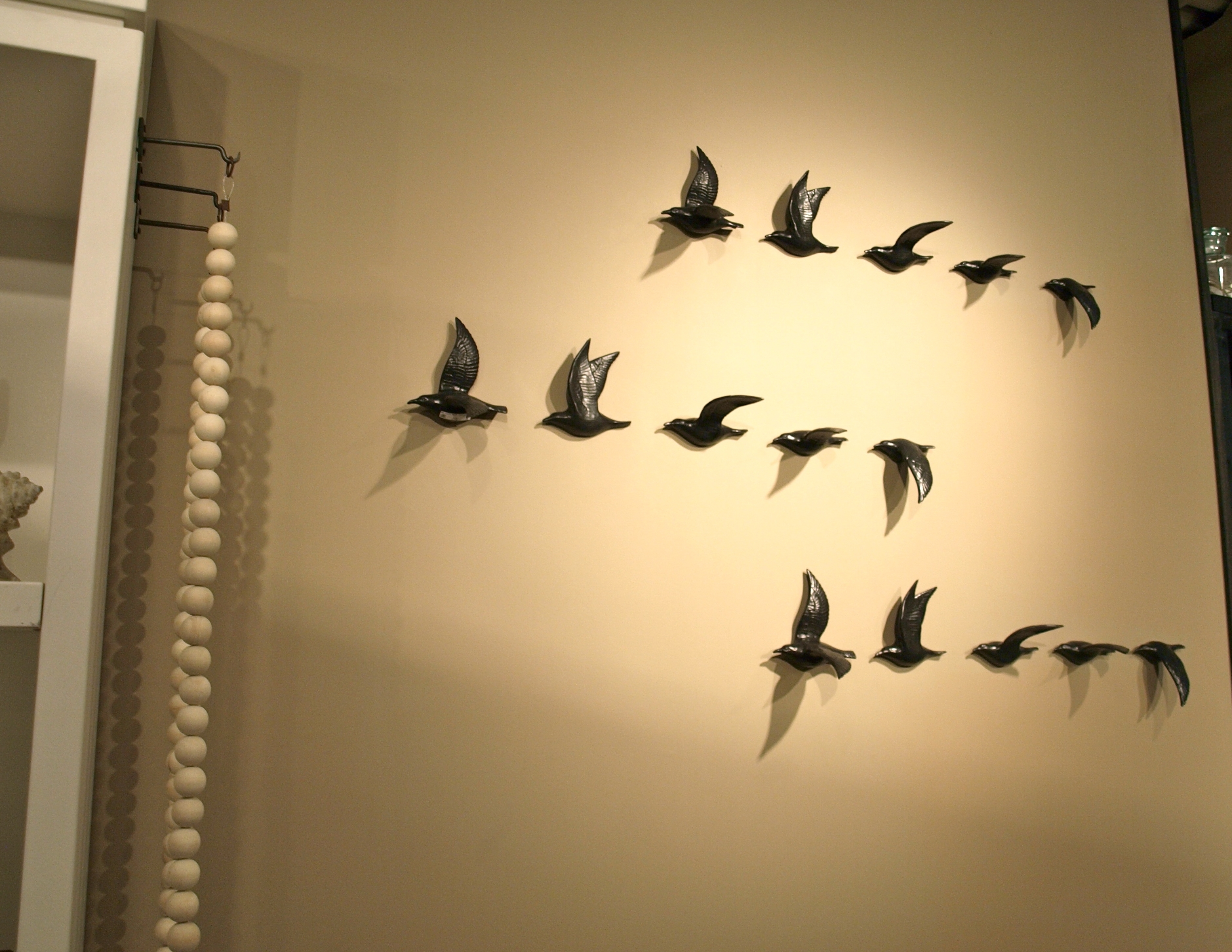Delighted Birds In Flight Wall Decor Ideas - The Wall Art ...