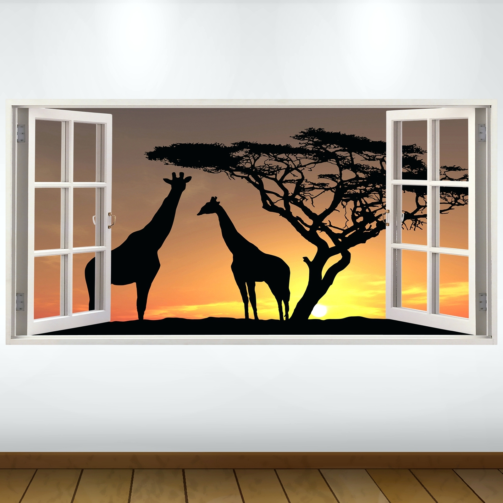 African Metal Wall Art Intended For Most Current Wall Arts ~ Wildlife Wall Art Metal Wildlife Wall Art Uk Bedroom (View 8 of 15)