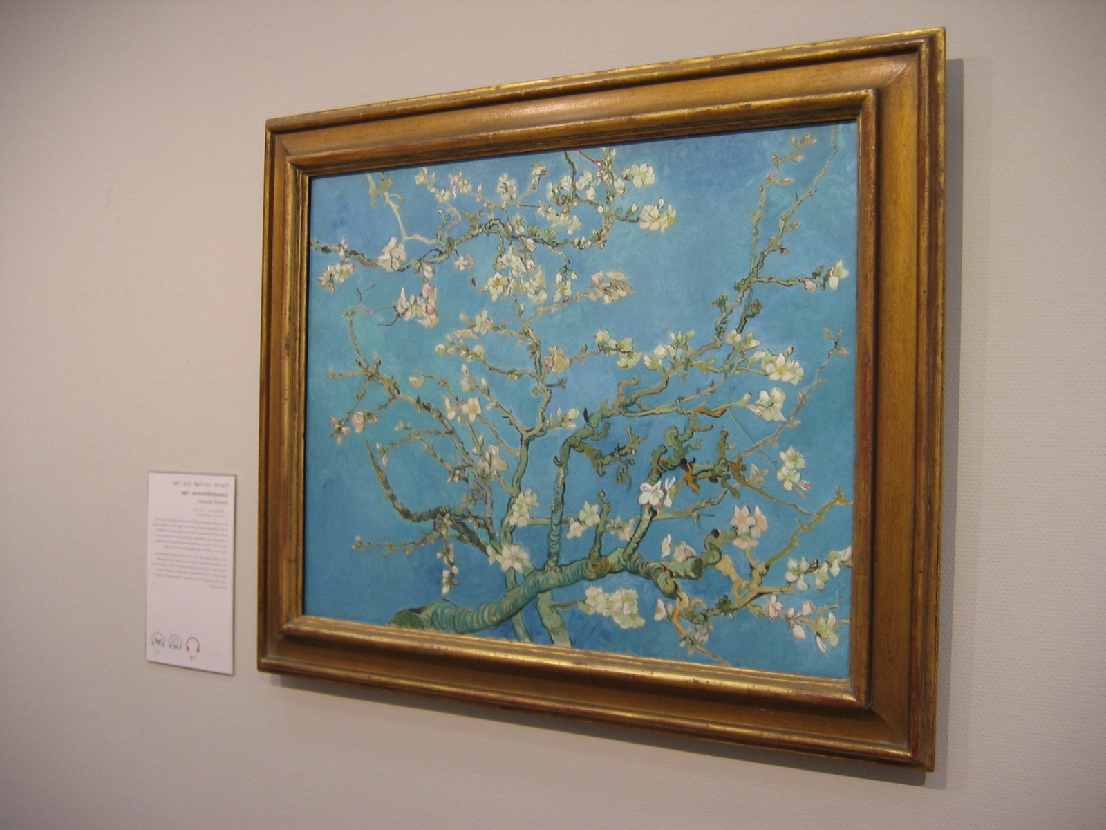 Almond Blossoms Vincent Van Gogh Wall Art With Regard To Widely Used File:wlanl – Minke Wagenaar – Vincent Van Gogh 1890 Almond Blossom (View 8 of 15)