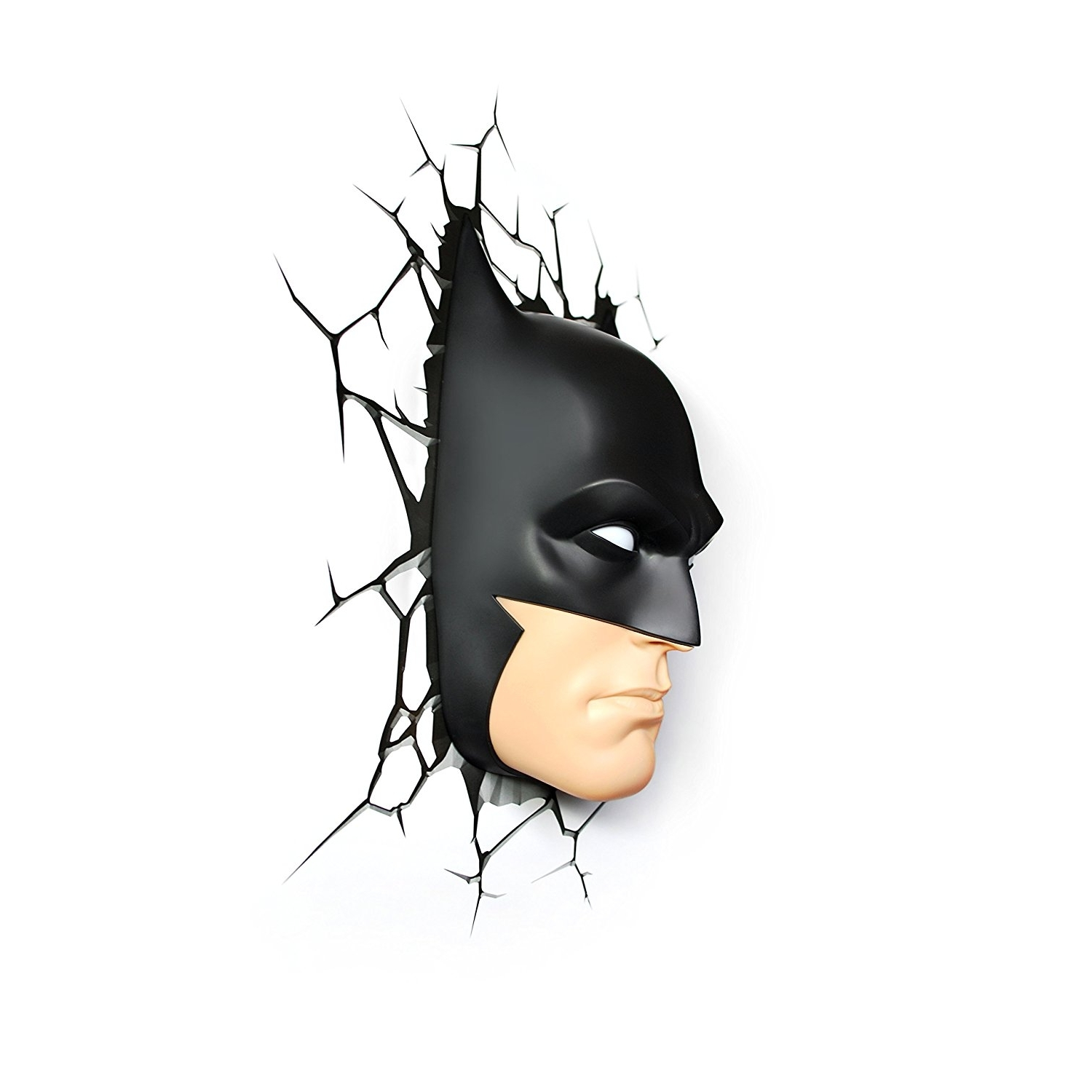 Amazon: 3Dlightfx Batman Mask Light: Toys & Games Intended For Favorite Batman 3D Wall Art (View 1 of 15)