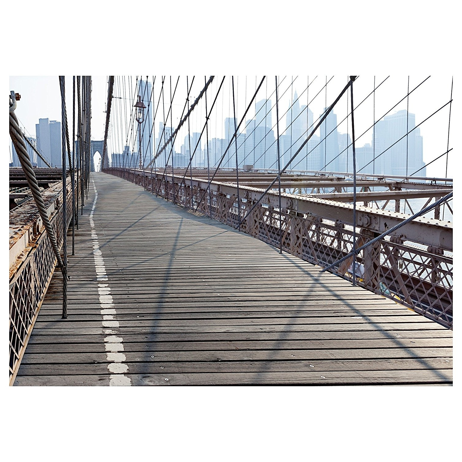 Featured Photo of Ikea Brooklyn Bridge Wall Art